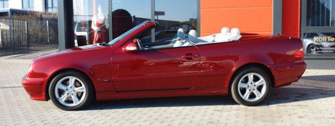 Mercedes-Benz CLK Cabrio 320
