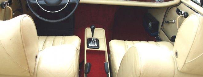 Mercedes Benz 280SE Cabrio